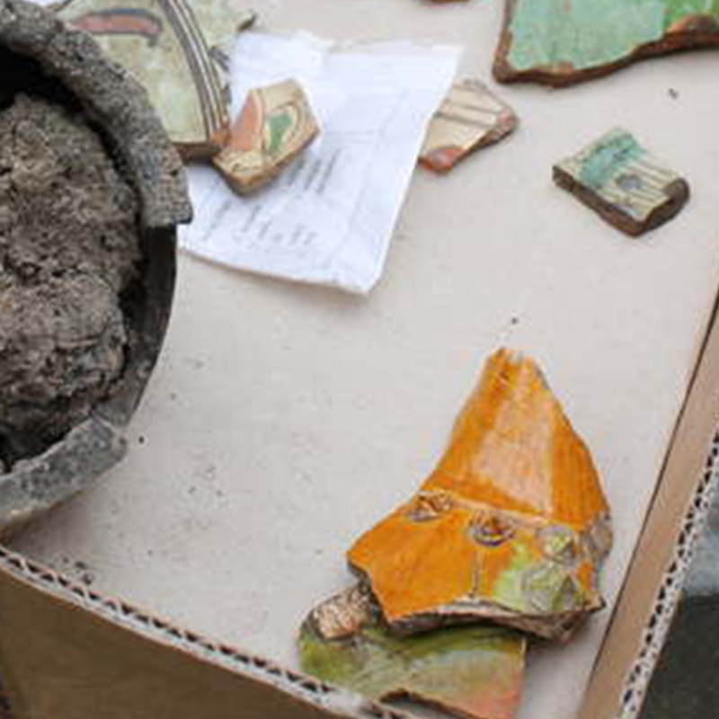 An Ottoman-era tannery was discovered in Hungary