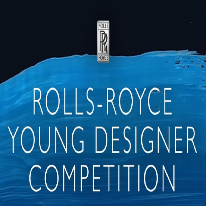 "Rolls-Royce ""Young Designer competition"""